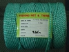 Braided Polyblend Twine White Green 3mm 4mm