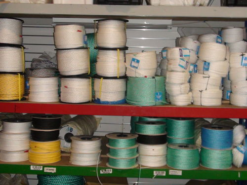 Ropes 3mm to 40mm  Dia 110m or 220m PPE