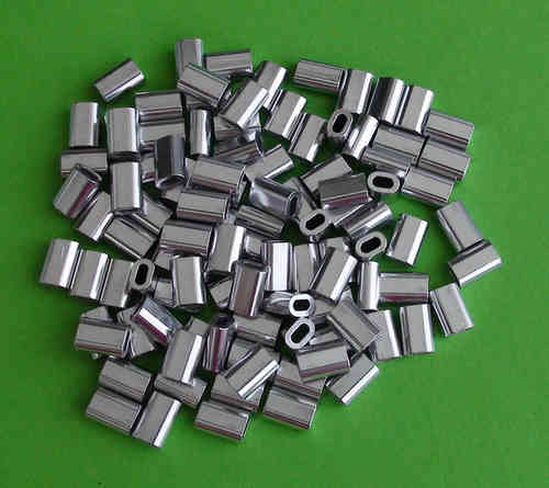 Alli Crimp 0.8m 1mm 1.2mm 1.3mm 1.5mm x 100pcs
