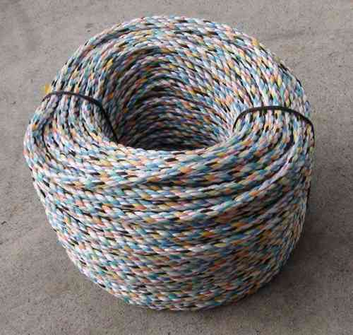 Rainbow Rope  8mm and 10mm x 220m Coil
