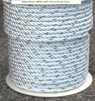 Nylon Ropes 6mm to 40mm