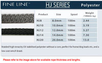 HJ Series Polyester Braid