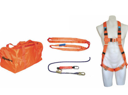 NZ Spanset Roofers Kit