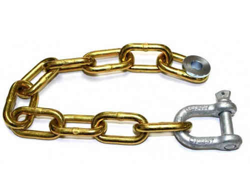 G70 Safety Chain Set 10 Links 2.5 ton