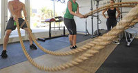 Read entire post: Crossfit Ropes, Safety Equipment and More