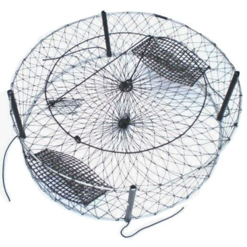 Round Collapsible Crab Pot