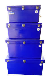 Ice Bin Chilly Bins Blue Available in 4 Sizes