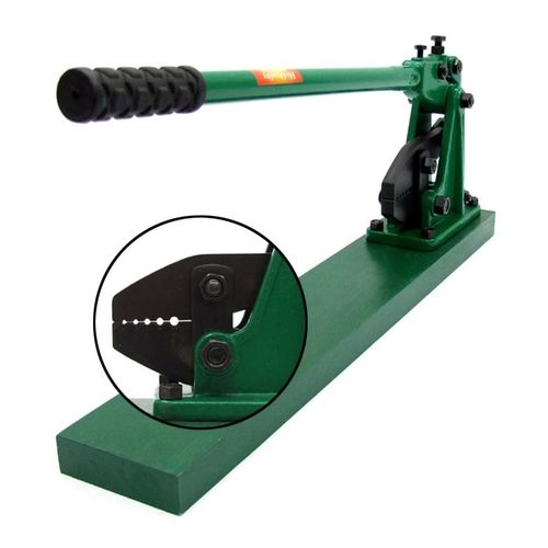 Centro Bench Crimper Heavy Duty 5 Hole