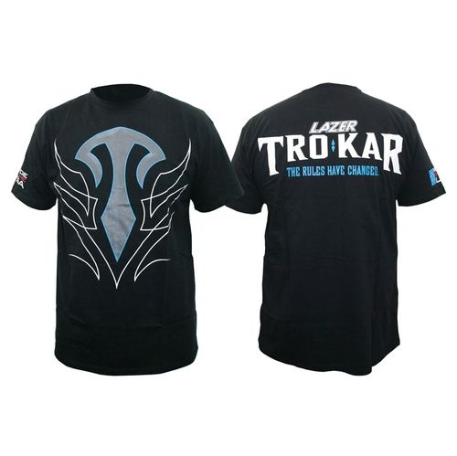 Trokar T-Shirt - Black Sizes M L XL XXL