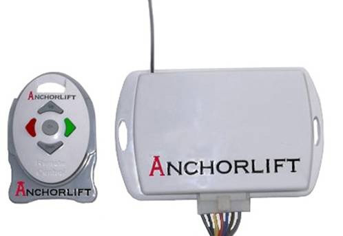 Wireless 4 Channel Yacht Controller & Remote