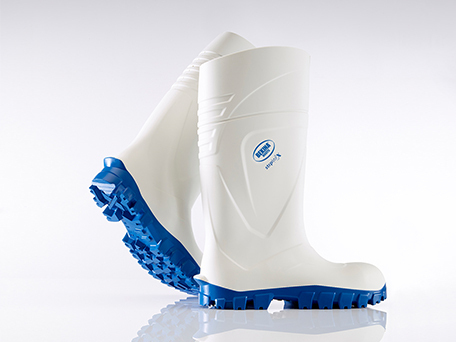Gumboots Bekina Steplite White SIZE 5 TO 14 UK