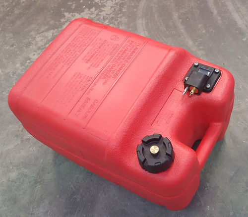 Fuel Tank - 6 US Gallon (23 l) Yamaha