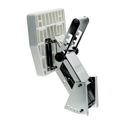 Outboard Bracket to 50kg - Angled Transom