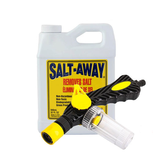 Salt Away 946 ml Concentrate PLUS Mixer