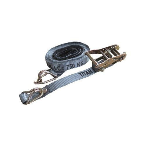 Tiedown - 0.75T Titan Grey Rat 25mm x 5.5m