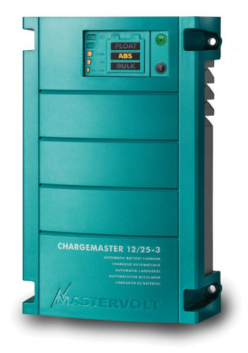 ChargeMaster 25 Amp Battery Charger
