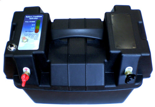 maXtek Power Battery Box