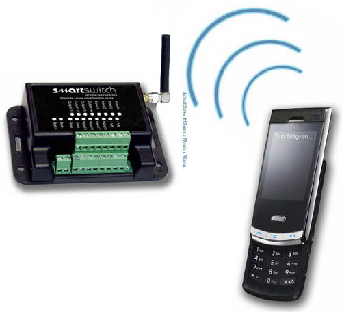 Smart Switch SMS Controller 3G/4G