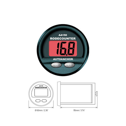 AutoAnchor AA150 - Display Only