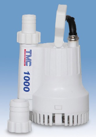 TMC Handy Pump - 1000GPH