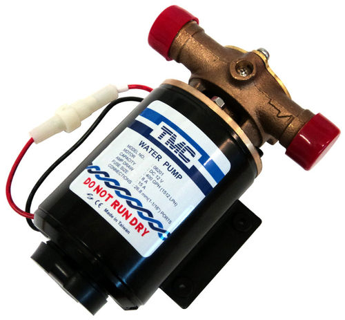 Bronze Impeller Pump - 25 litre 12V