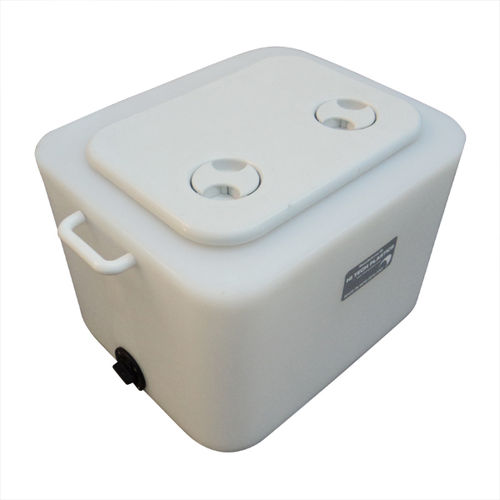 Live Bait Tank Portable - inc hatch 55 litre