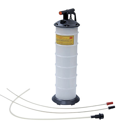 Oil Extraction Pump - 6.5 Litre capacity