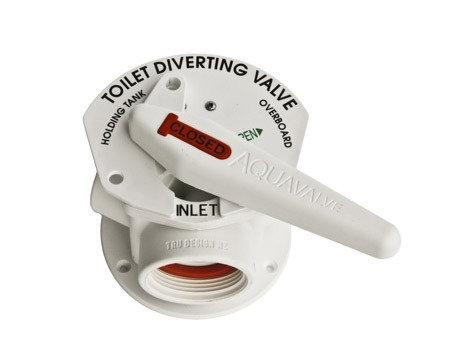 Buy Aquavalve - 3 way Y-valve