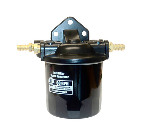 Fuel Filter / Water seperator Kit with Mount