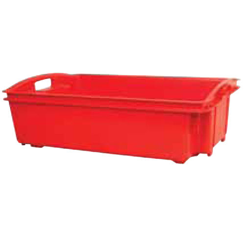 RED 35L Food Grade Fish Bin NZ Made