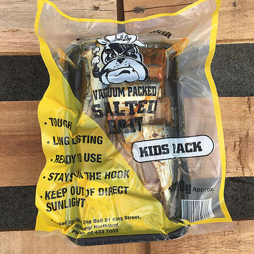 Salted Bait Kids Pack 400g