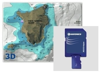 Navionics Micro-SD Platinum New Zealand Charts