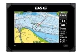 B&G Vulcan9 Multifunction Display - CMap Chart