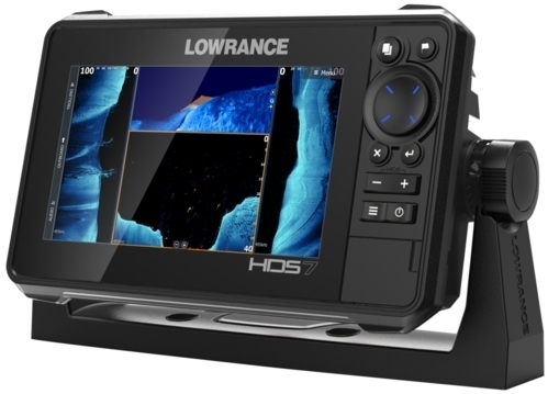 HDS-7 LIVE with Active Imaging 3-in-1