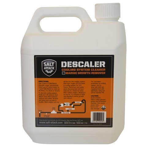 Salt Attack Descaler 4L