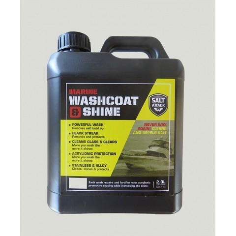 Marine Washcoat and Shine 2L