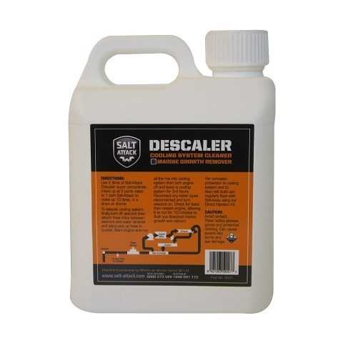 Salt Attack Descaler 2L