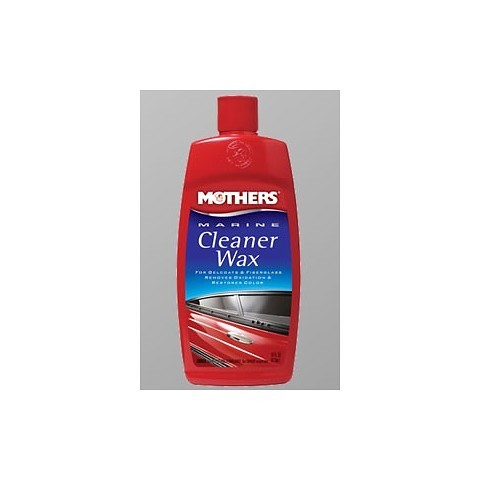 Mothers Marine Cleaner Wax 473ML