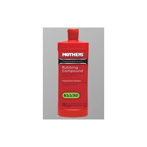 Mothers Marine Professional Rubbing Compound