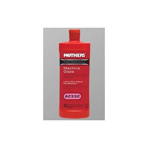 Mothers Professional Machine Glaze 940ML