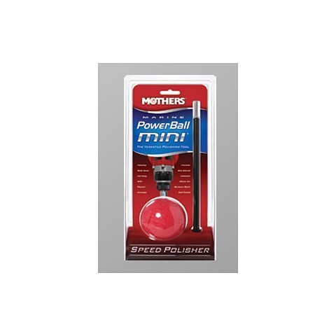 Mothers Marine Powerball Mini 70mm Ball-Shaft