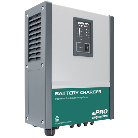 Enerdrive ePRO Battery Chargers 24V/80A