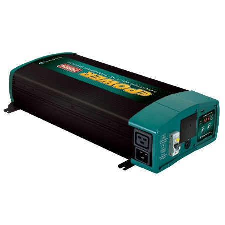 ePOWER 2600W/12V Inverter w/ AC Transfer, RCD