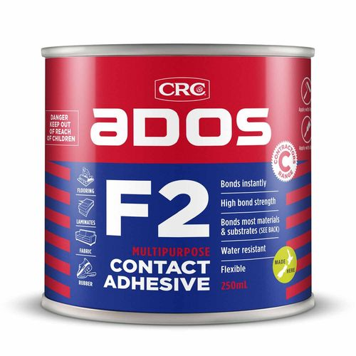CRC F2 Contact Adhesive Can 250ml