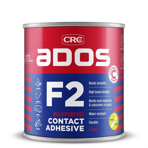 CRC F2 Contact Adhesive Can 1L