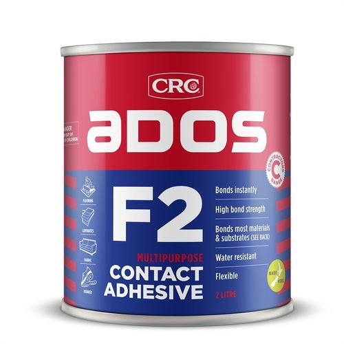 CRC F2 Contact Adhesive Can 4L