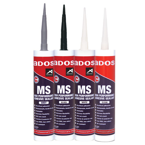 CRC ADOS MS Sealant Black 400g