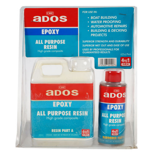 CRC All Purpose Resin + Hardener Pack 5 litre