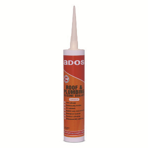 CRC ADOS Roof and Plumbing Silicone 310ml