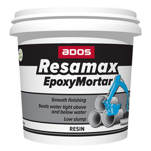 CRC ADOS Resamax Epoxy Mortar Resin 10L